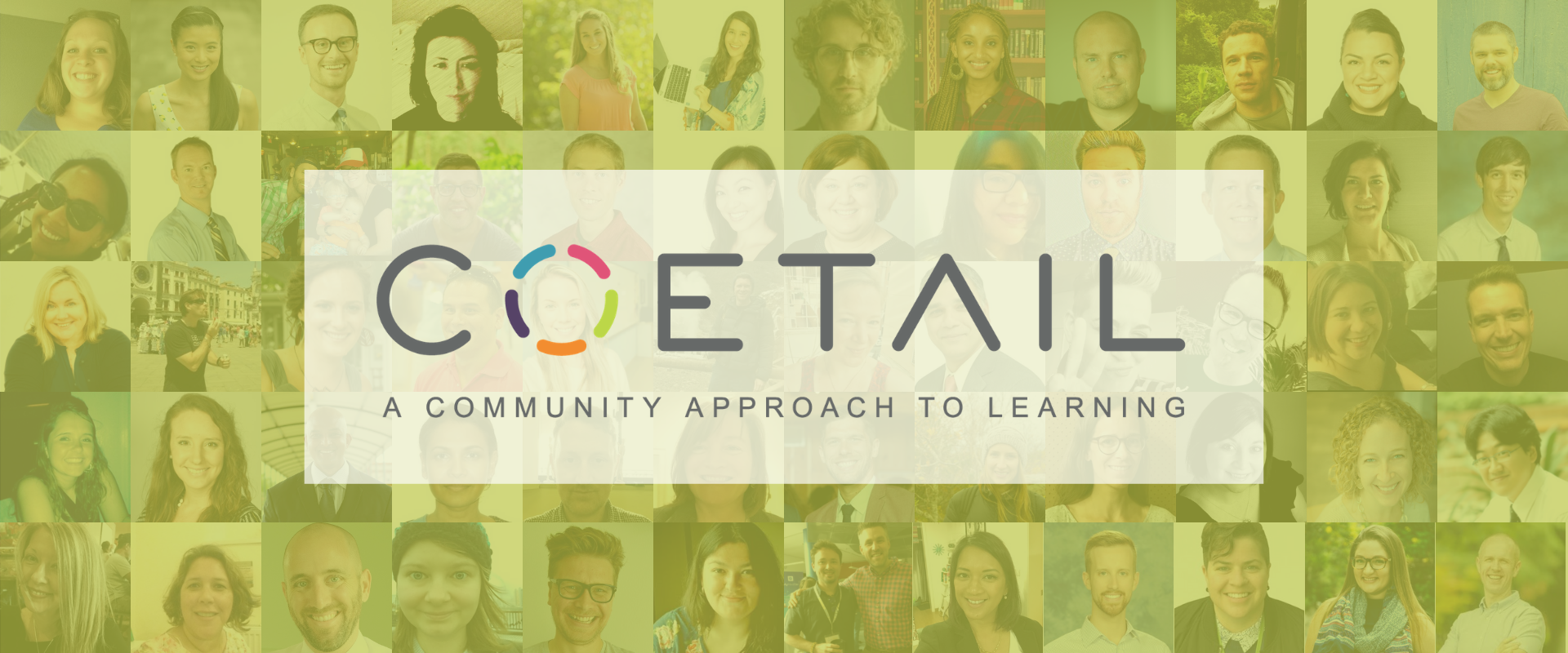 COETAIL: A Community Approach to Learning